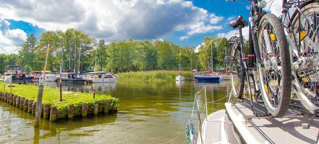 Hausboot Calipso 750 in Polen in Masuren