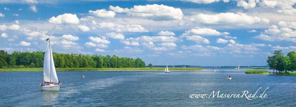 Hausboot in Masuren – Hausbootferien in Polen!
